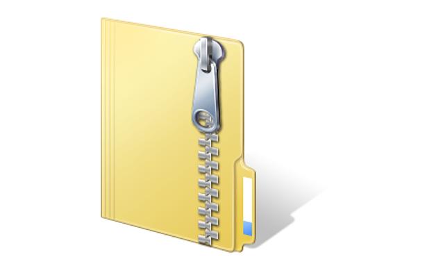 Aprire un progetto archiviato  *.zap
